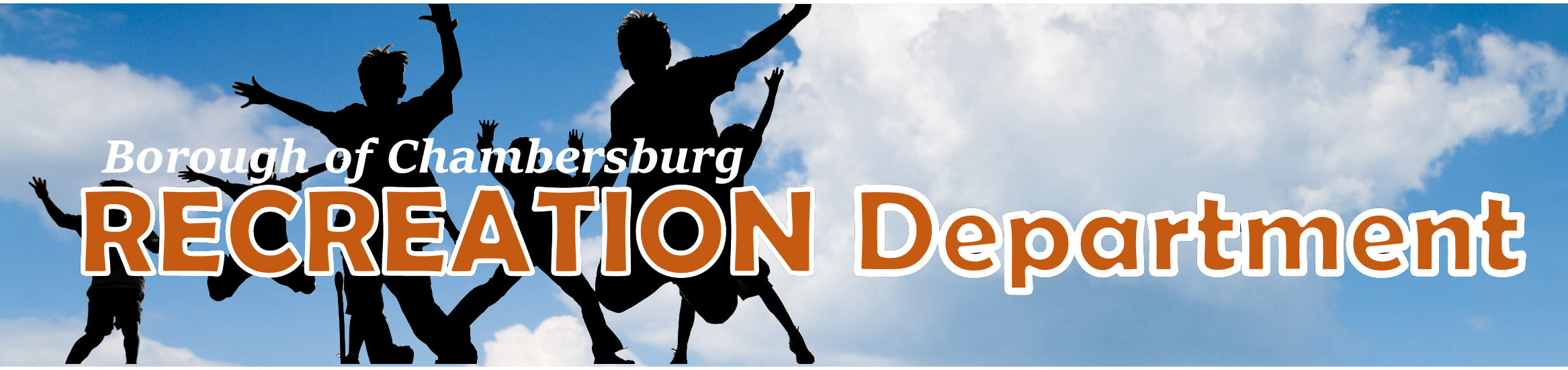 Chambersburg Recreation Center Announcements