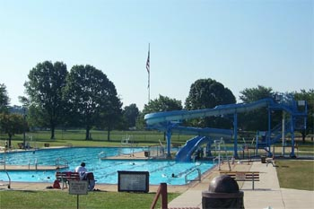 Chambersburg municipal pool for Memorial park swimming pool hours